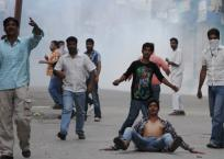 Several people have been killed during recent protests in Kashmir