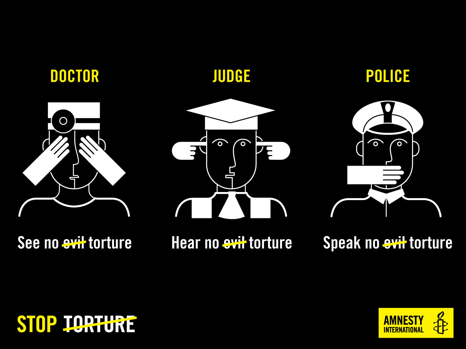 """the use of torture The cia has six interrogation techniques they are authorized to use, and one of them is basically torture the cold cell is an """"enhanced interrogation technique"""" where the prisoner is placed in front of an air conditioner unit for hours, days, and even years at a time."""