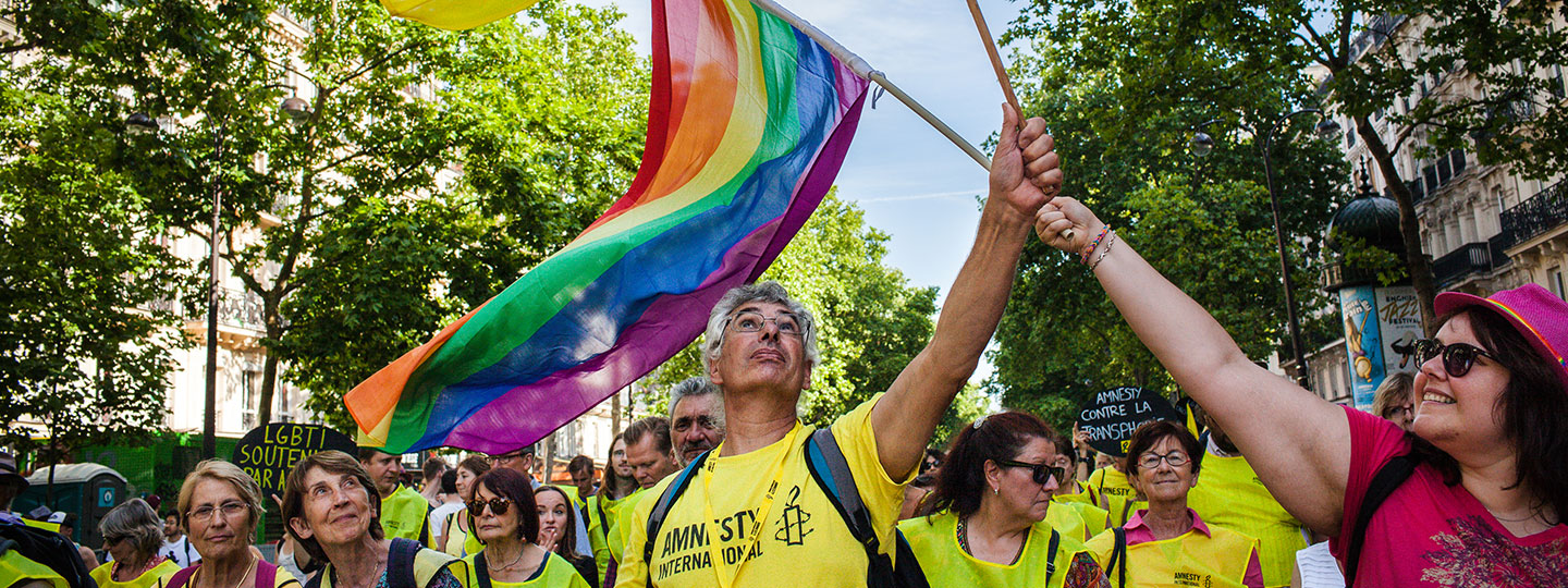 Gender, Sexuality, & Identity – Amnesty International USA