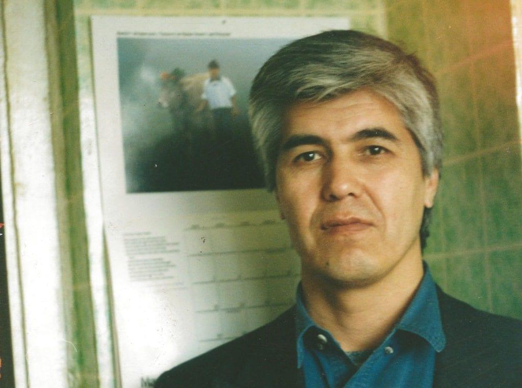 Muhammad Bekzhanov, Uzbekistan