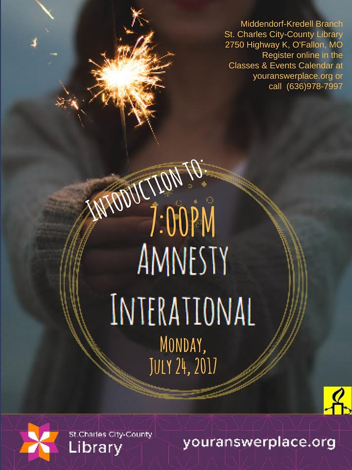an introduction to the history of amnesty international Criticism of amnesty international (ai) includes claims of selection bias, as well as ideology/foreign policy bias against either non-western countries or.