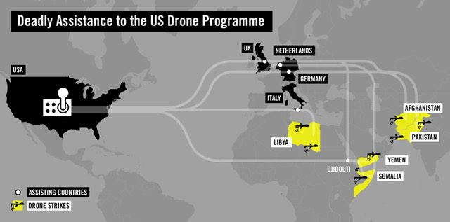 trump threat puts european role in lethal us drone strikes
