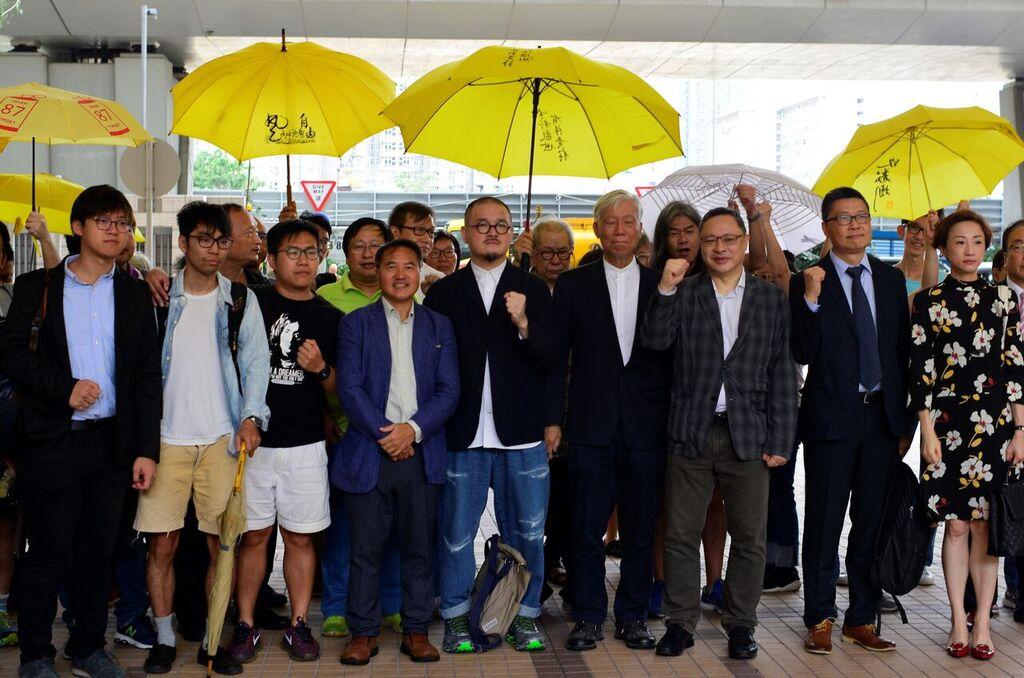 Urgent Action Update: Nine Umbrella Movement Leaders ...