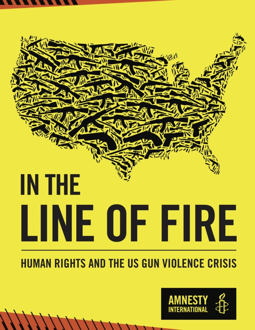 END GUN VIOLENCE – Amnesty International USA