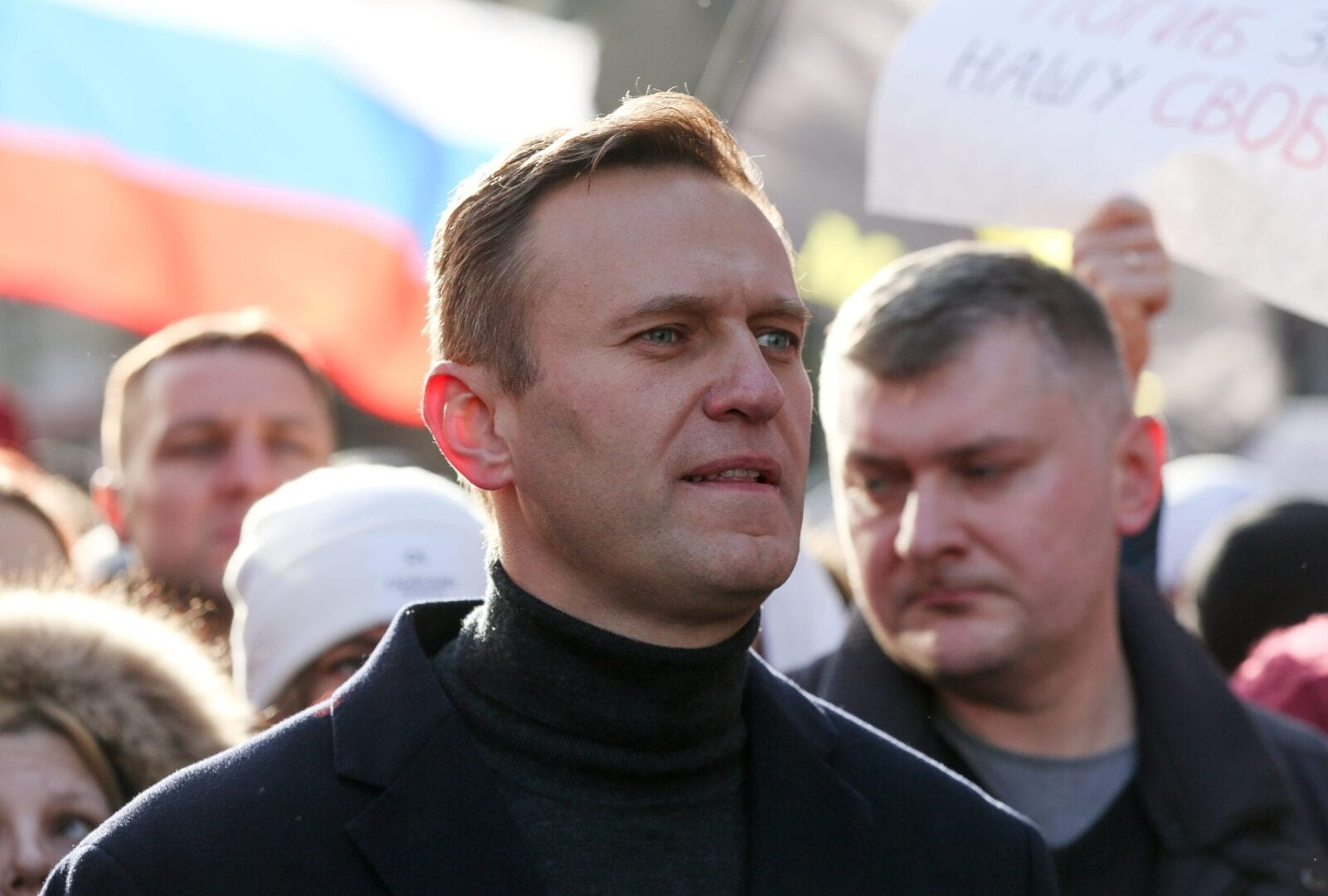 Alleged poisoning of Aleksei Navalny in Russia must be ...